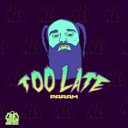 Too Late Cover808